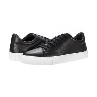 Supply Lab サプライラボ メンズ 男性用 シューズ 靴 スニーカー 運動靴 Damian - Black Tumbled