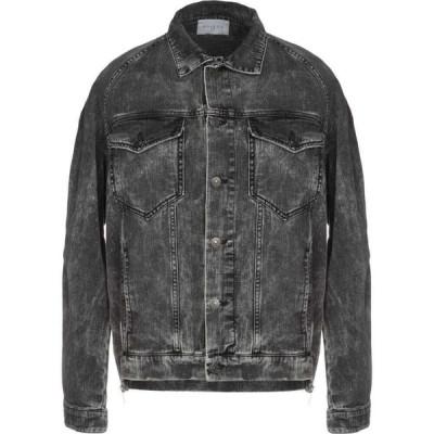 ガエル パリ GAeLLE Paris メンズ ジャケット デニムジャケット アウター Denim Jacket Steel grey