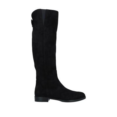 ドルチェ & ガッバーナ DOLCE & GABBANA ブーツ ブラック 40.5 革 ブーツ