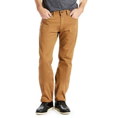 リーバイス メンズ デニムパンツ ボトムス 505 Regular Fit Jeans