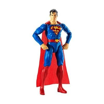 海外より出荷【並行輸入品】(マテル) DCコミックス トゥルー ムーヴ 12インチ アクションフィギュア : スーパーマン+++++++++++米出荷