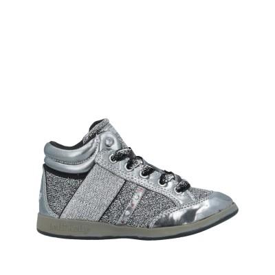 LELLI KELLY スニーカー&テニスシューズ(ハイカット) 鉛色 29 紡績繊維 スニーカー&テニスシューズ(ハイカット)