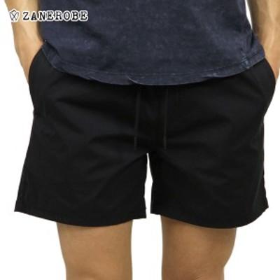 ゼンローブ ショートパンツ メンズ 正規販売店 ZANEROBE ハーフパンツ ボトムス  JUMPSHOT SHORT PANTS BLACK 607-PRE