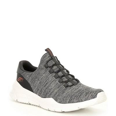 スケッチャーズ メンズ スリッポン・ローファー シューズ Men's Equalizer 4.0 Voltis Sneakers