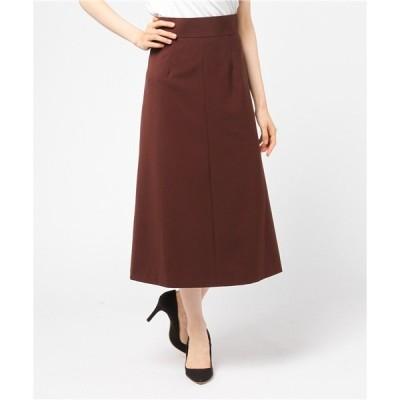 スカート ダブルクロスマーメイドスカート
