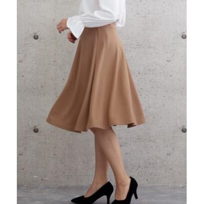 Coo+i / ミディアム丈ひざ丈フレアスカート WOMEN スカート > スカート