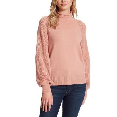 ジェシカシンプソン ニット&セーター アウター レディース Saskia Sweater Peach Beige