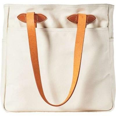 フィルソン メンズ トートバッグ バッグ Filson Tote Bag Without Zipper Natural