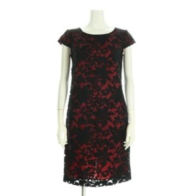 ローマン ROMAN ドレス サイズML M レディース 新品同様 ブラック系 カクテルドレス【還元祭対象】【中古】20201003