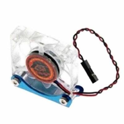 イーグル模型 超高速クーリングファン・9フィン40x40x7.4mm (7.2~8.4V) スタンド付[LBL] 3242-LBL