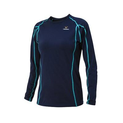 公式 リカバリーウェア ベネクス VENEX ルームウェア レディース リチャージ+ 長袖 部屋着 快適 パジャマ 疲労 ウェア 回復 tシャツ M L