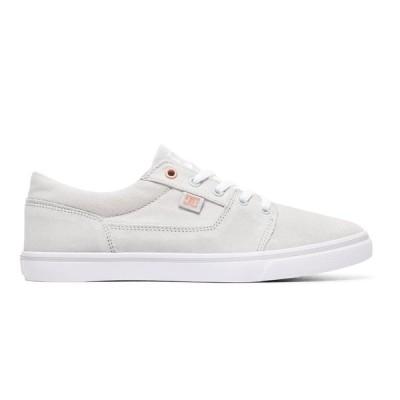 スポーツシューズ ディーシーシューズ DC Shoes Women's Tonik W Shoes ADJS300043 LIGHT GREY
