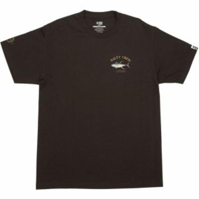 ソルティークルー Salty Crew メンズ Tシャツ トップス Ahi Mount Short Sleeve T-Shirt Black