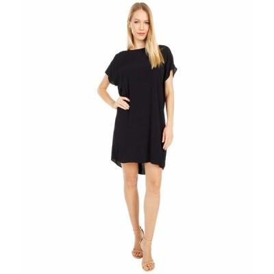 メイドウェル ワンピース トップス レディース Button Back Easy Dress True Black