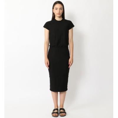 【トゥモローランド/TOMORROWLAND】 コットンジャージー Tシャツドレス WVD6474