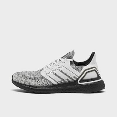 アディダス ウルトラブースト20 レディース adidas Ultraboost 19 ランニングシューズ White/White/Black