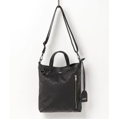 DECADE / 2wayトートバッグ DECADE(No-01188B) 2way Tote Bag (S) MEN バッグ > トートバッグ