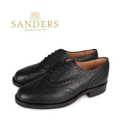 (SANDERS/サンダース)SANDERS サンダース シューズ ウィングチップ ハイランド ブローグ 靴 メンズ ビジネス BRAEMAR HIGHLAND BROGUE SHOE Fワ/メンズ その他