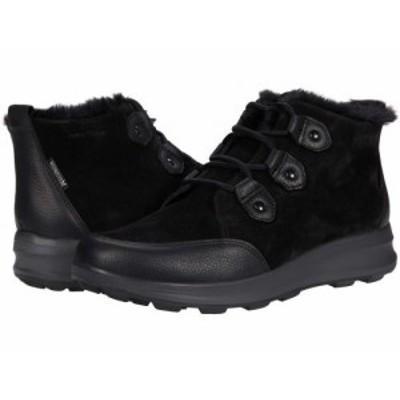 Mephisto メフィスト レディース 女性用 シューズ 靴 スニーカー 運動靴 Vera Black Nevada【送料無料】