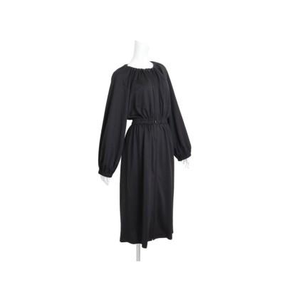 MARTHA(マーサ)ブルゾン風ワンピース (ワンピース)Dress