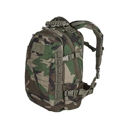 Direct Action Dragon Egg Mk II Tactical Backpack Woodland 25 Liter Capacity 並行輸入品