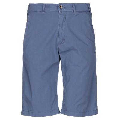 HOMEWARD CLOTHES バミューダパンツ ブルーグレー 44 コットン 97% / ポリウレタン 3% バミューダパンツ