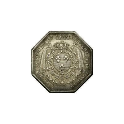 金貨 銀貨 硬貨 シルバー ゴールド アンティークコイン [#558760] France, Token, Notaires de l'Arrondi
