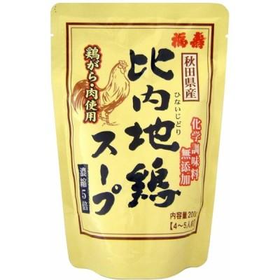 浅利佐助商店 レトルト比内地鶏スープ 200g×10個