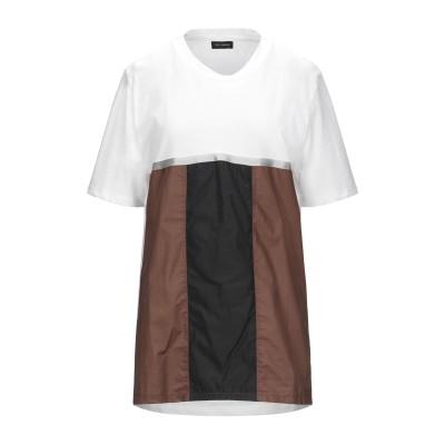 YES LONDON T シャツ ホワイト M コットン 100% T シャツ