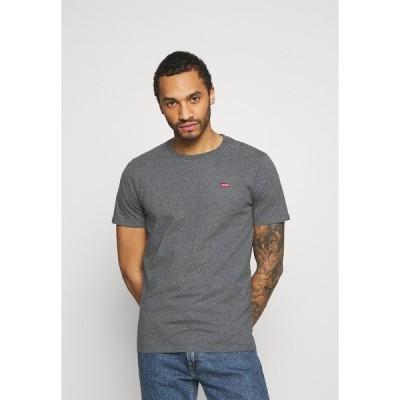 リーバイス Tシャツ メンズ トップス ORIGINAL TEE - Basic T-shirt - greys