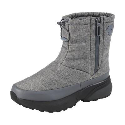 デサント ACTIVE WINTER BOOTS グレー DM1QJD10GR ウィンター ブーツ 20FW DESCENTE レディース