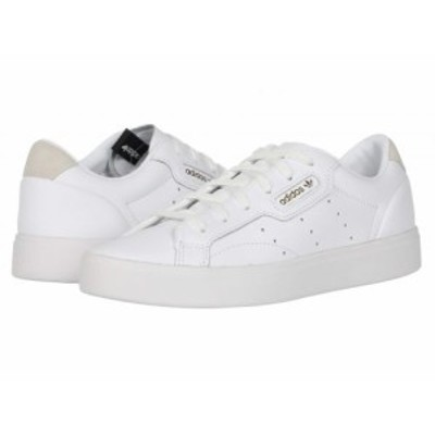 adidas Originals アディダス レディース 女性用 シューズ 靴 スニーカー 運動靴 Sleek Footwear White/Footwear【送料無料】