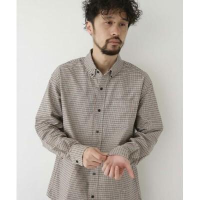 Sonny Label/サニーレーベル 【WEB/一部店舗限定】抗菌オックスボタンダウンシャツ チェック XS