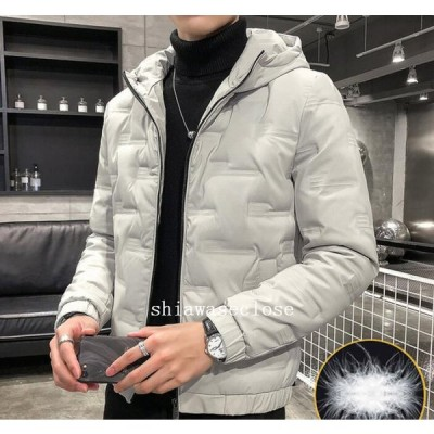 ダウンジャケット メンズ ダウンコート アウトドアジャケット  防風防寒 軽量  保温 撥水加工 アウター  冬服