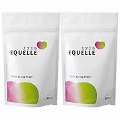 エクエルパウチ120粒2袋(エクオレール供給食品)