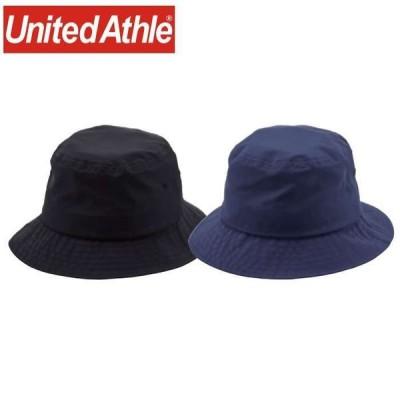 【5%オフクーポン】ナイロン バケット ハット ユナイテッドアスレ United Athle 9674-01