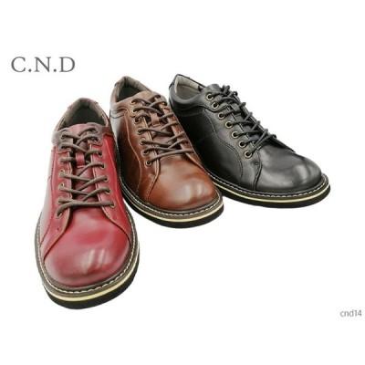 C.N.D. シーエヌディー メンズ カジュアルシューズ CND-14 CND 14 靴