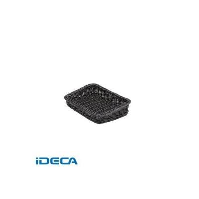FP53966 樹脂製太渕ディスプレイかご 傾斜型 小 黒 91−028B ポイント10倍