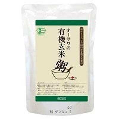 有機玄米粥(200g)【オーサワジャパン】