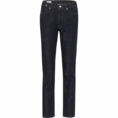 ドリス ヴァン ノッテン Dries Van Noten レディース ジーンズ・デニム ボトムス・パンツ high-rise skinny jeans Indigo