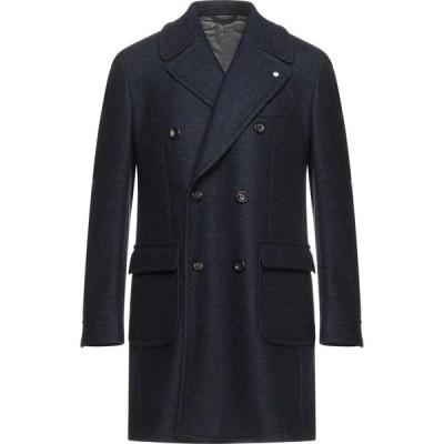 エルビーエム1911 L.B.M. 1911 メンズ コート アウター Coat Dark blue