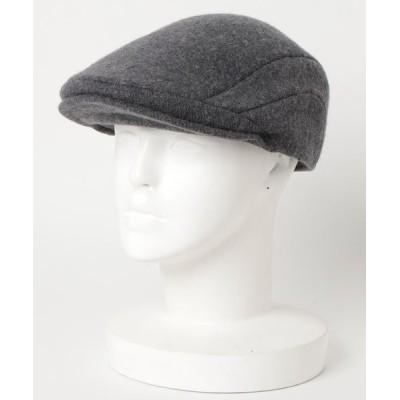 帽子屋ONSPOTZ / KANGOL WOOL 507 DK.FLANNEL MEN 帽子 > ハンチング/ベレー帽