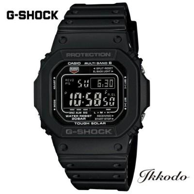 あすつく G-SHOCK Gショック カシオ 5600シリーズ ソーラー電波 国内正規品 腕時計 GW-M5610-1BJF 【GWM56101BJF】