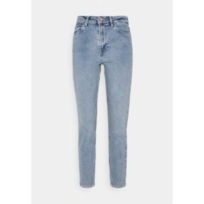 ジェイディーワイ レディース デニムパンツ ボトムス JDYKAJA LIFE  - Straight leg jeans - light blue denim light blue denim