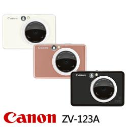 CANON iNSPiC [S] ZV-123A 可連手機 藍芽 拍可印相機 隨身印相機  (公司貨)