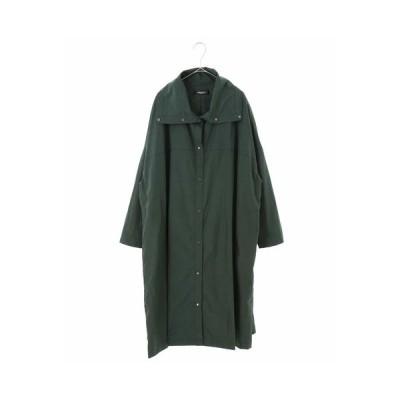 HIROKO BIS GRANDE / ボリュームネックコート