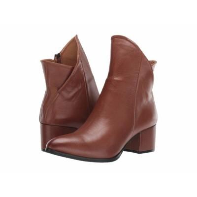 スプリングステップ ブーツ&レインブーツ シューズ レディース Priscila Medium Brown