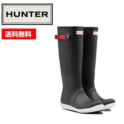 HUNTER ハンター レディース オリジナル トール カレンダー ソール ブーツ WFT2078RMA 長靴 レイン 雨 防水