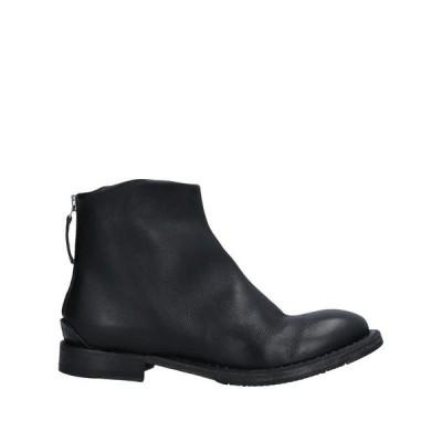 ERNESTO DOLANI ショートブーツ  レディースファッション  レディースシューズ  ブーツ  その他ブーツ ブラック