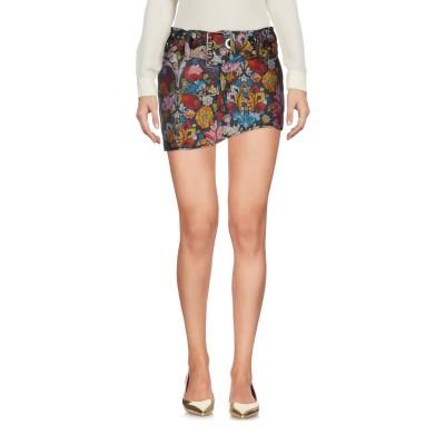 マルケスアルメイダ MARQUES' ALMEIDA ミニスカート ディープジェード 6 ポリエステル 100% ミニスカート